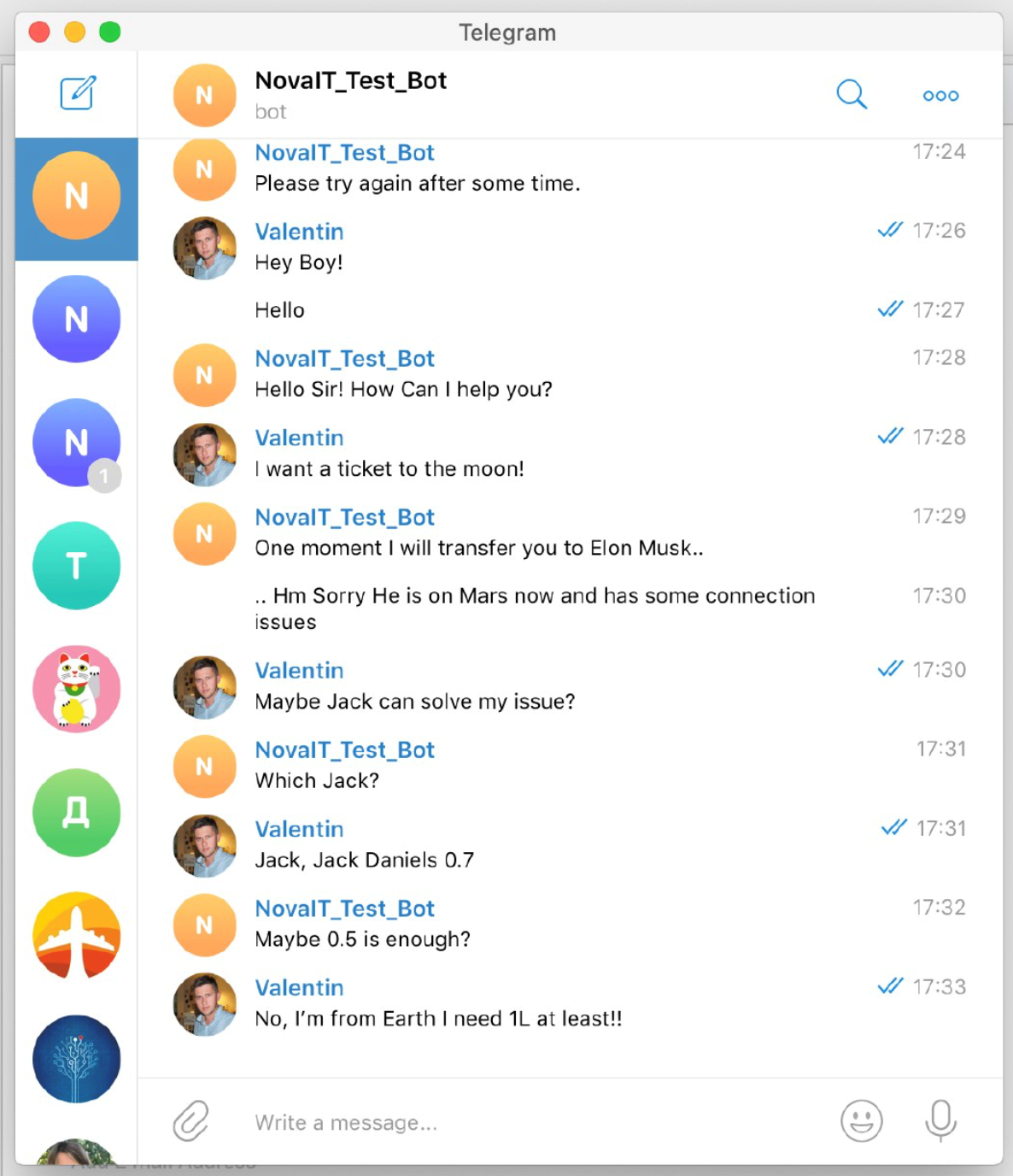 Nova ChatBot для Cisco UCCE | NOVA IT